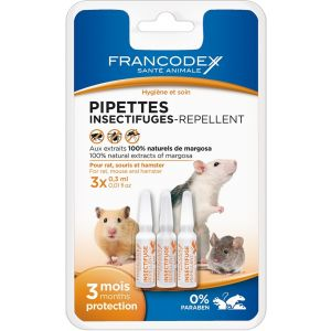 Spoton Insectifuge Petit rongeur - Francodex